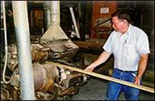 At McGee Lumber Company, we mould our own products right on the premises .width=