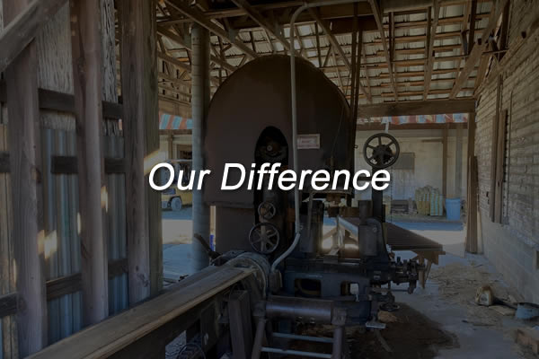 The McGee Lumber Company Difference